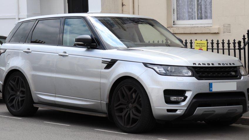Land Rover Range Rover SV AUTOBIO Dynamic