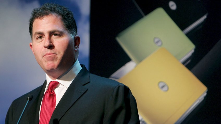 Michael Dell CEO Dell Computers