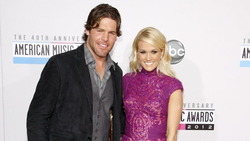 Mike Fisher Carrie Underwood net worth