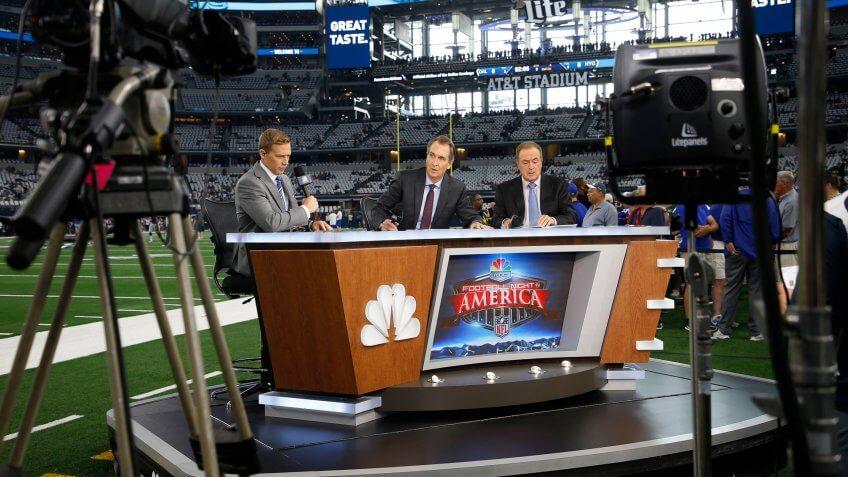 NBC sponsorship of NFL