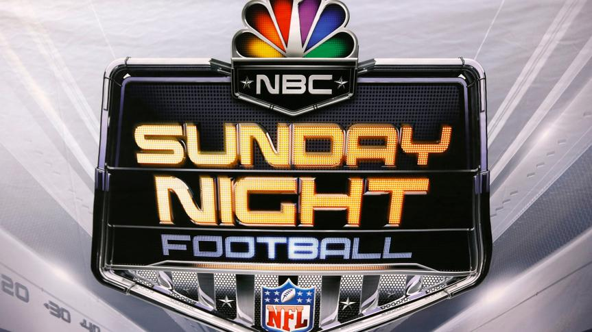 NFL and NBC Sunday Night Football contract