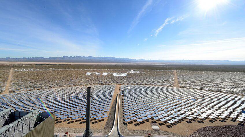 NRG Energy solar energy