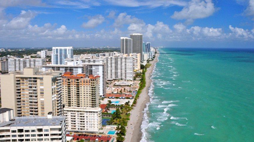 North Miami Beach, Florida, USA - Image.
