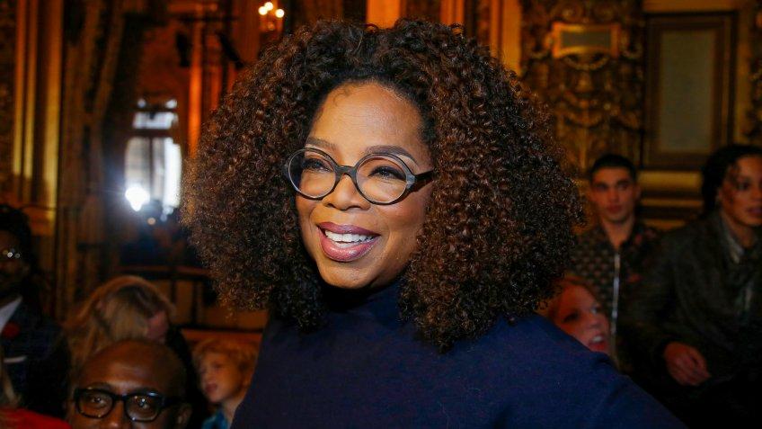 Oprah Winfrey billionaire net worth
