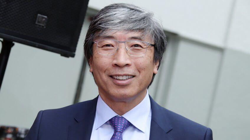 Patrick Soon-Shiong Abraxis drug creator net worth