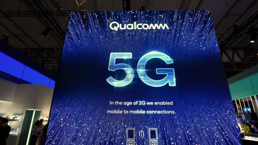 Qualcomm pioneering 5G technology