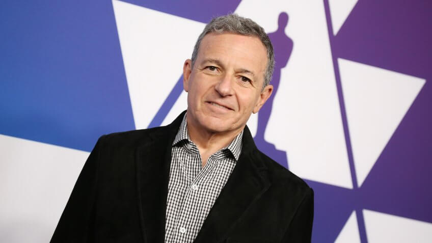 Robert Iger CEO Walt Disney