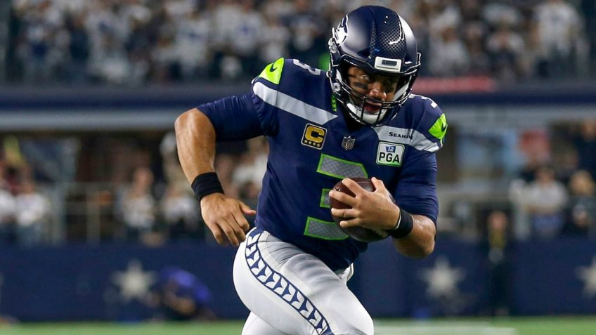 Russell Wilson Seattle Seahawks highest paid player