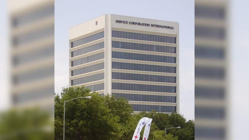 Service Corporation International headquarters
