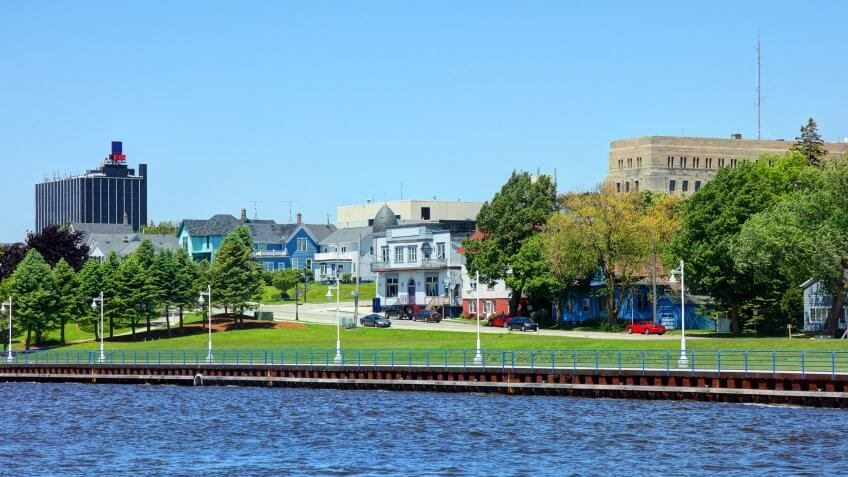 Sheboygan is a city in and the county seat of Sheboygan County, Wisconsin, United States.