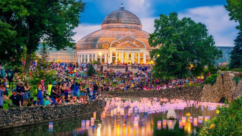 como park japanese festival.