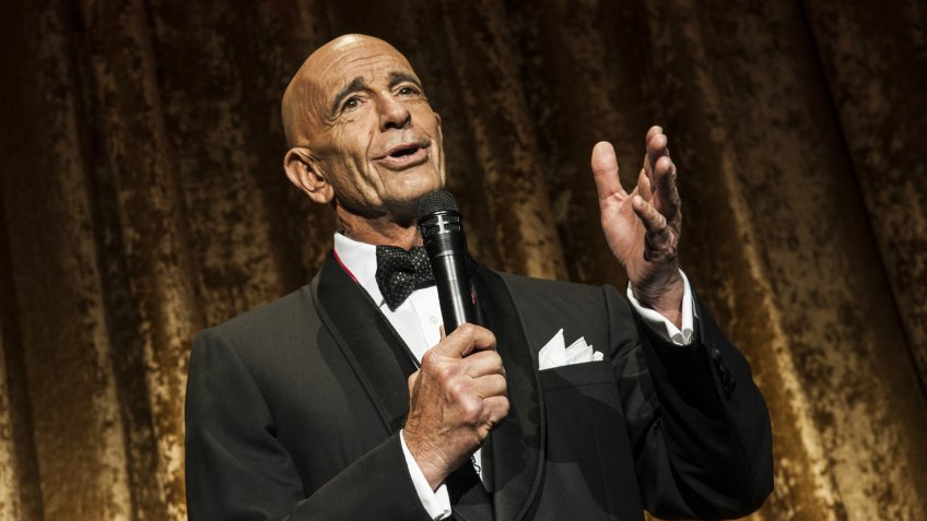 Tom Barrack real estate mogul