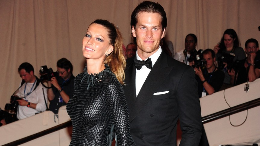 Tom Brady and Gisele Bundchen net worth