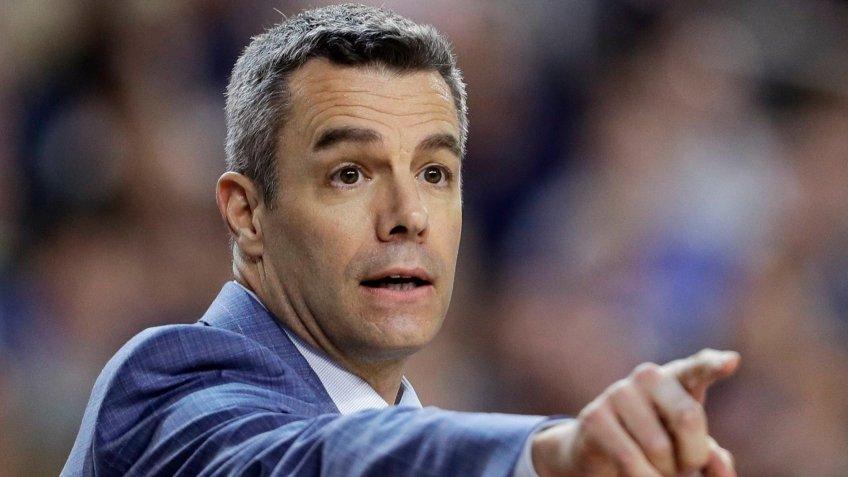 Tony Bennett, basketball coach, University of Virginia
