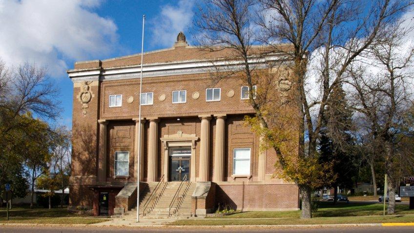 Masonic Center.