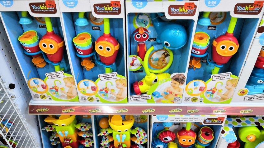 Yookidoo child toys