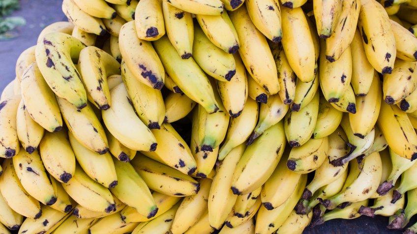 bananas in Belize