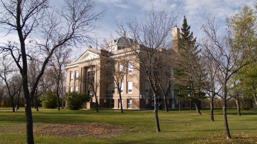 Stanley North Dakota.