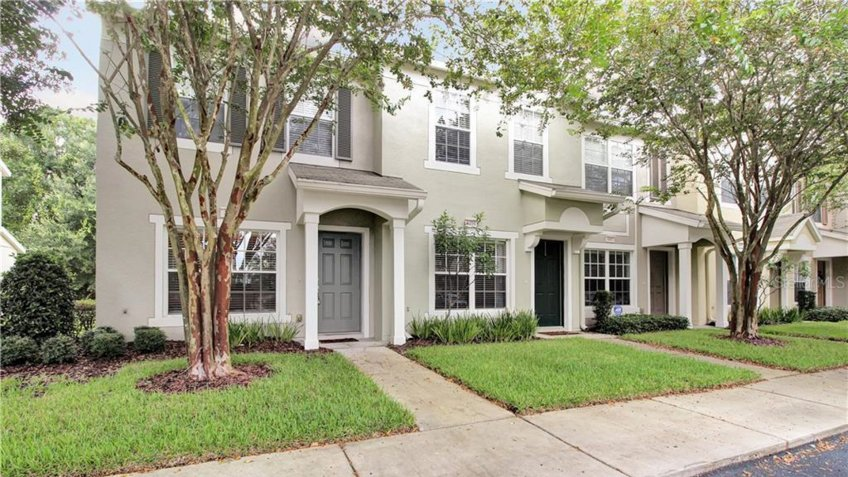 Move-In-Ready Townhouse in Riverview, Florida