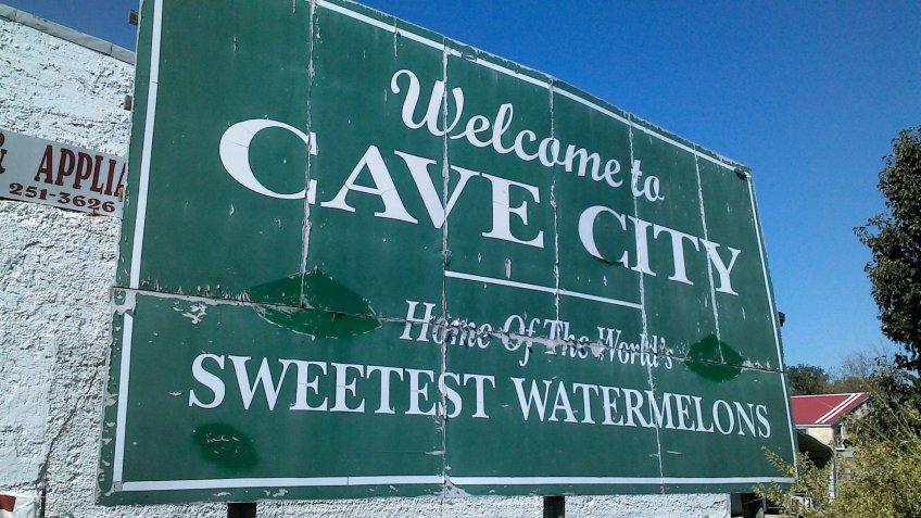 Cave City, Arkansas.