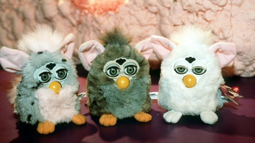 Furby toys