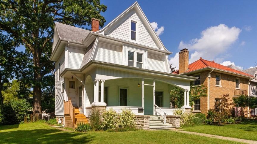 Historic Home in Kankakee, Illinois