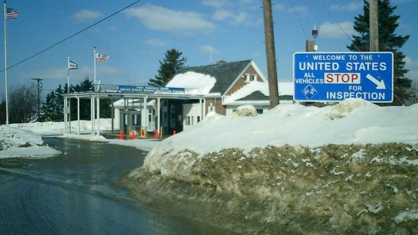 Fairfield, Maine.
