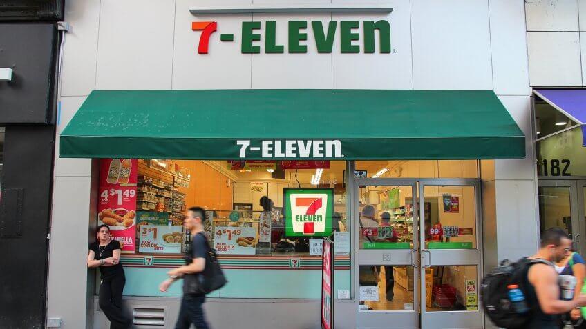 7-Eleven in New York