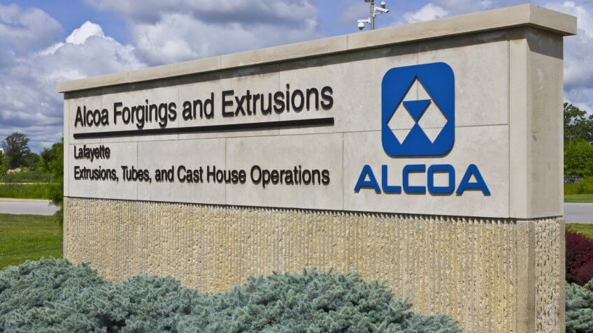 Lafayette, IN - Circa July 2016: Alcoa Incorporated Forging and Extrusion Plant.