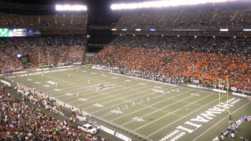 Aloha Stadium Hawaii