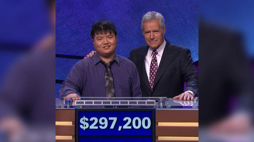 Arthur Chu Jeopardy winner.