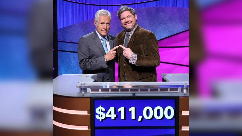 Austin Rogers Jeopardy winner.