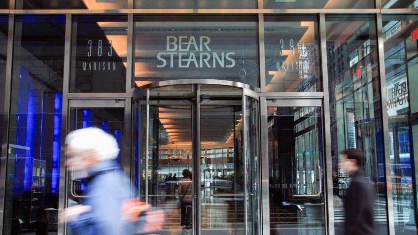 Bear Stearns headquarters