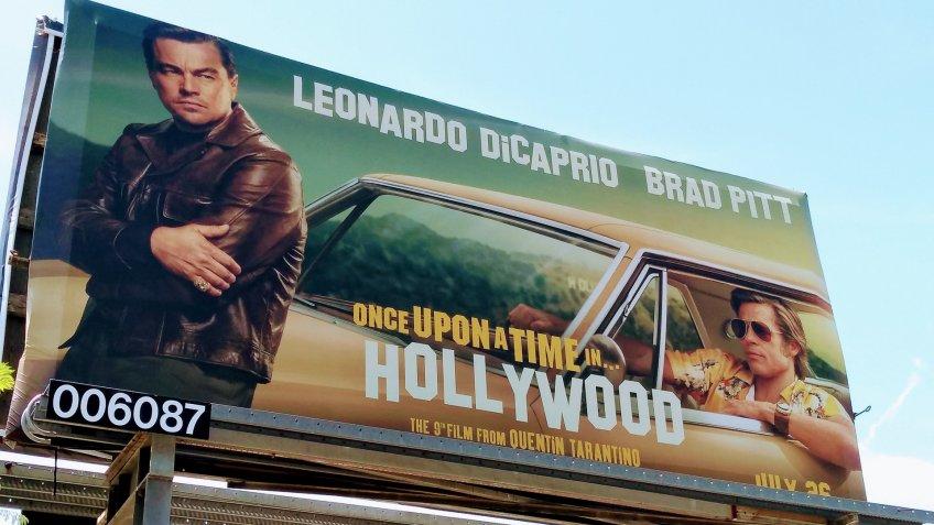 Billboard in Los Angeles