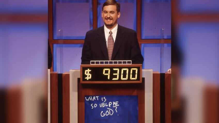 Brad Rutter Jeopardy winner.