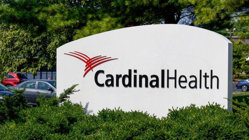 Indianapolis - Circa July 2019: Cardinal Health office.