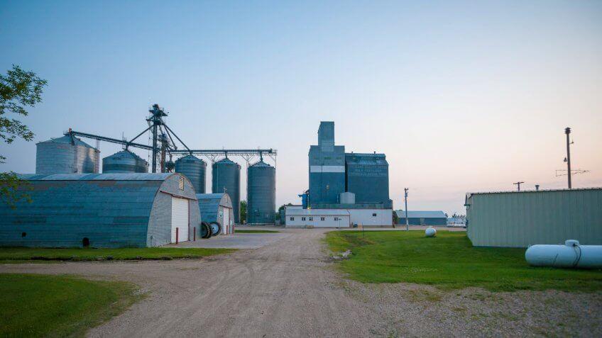 Colfax, North Dakota