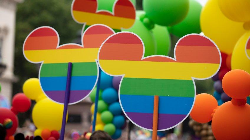 Disney Pride in London