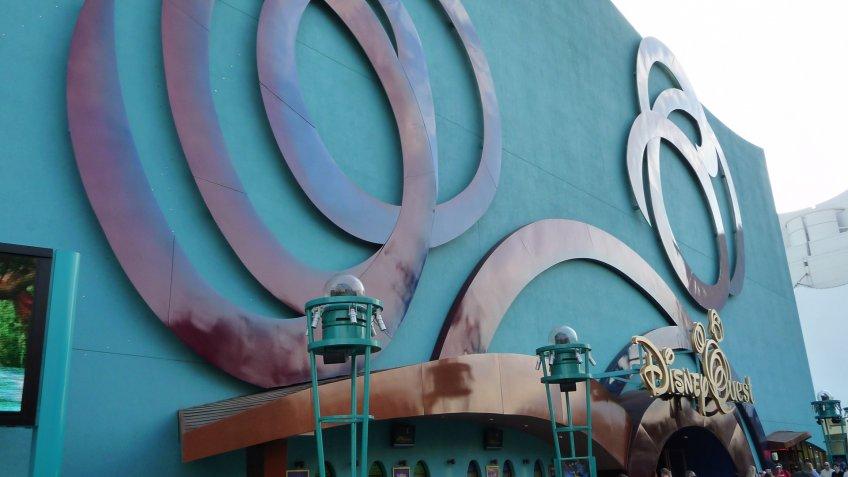 DisneyQuest in Chicago