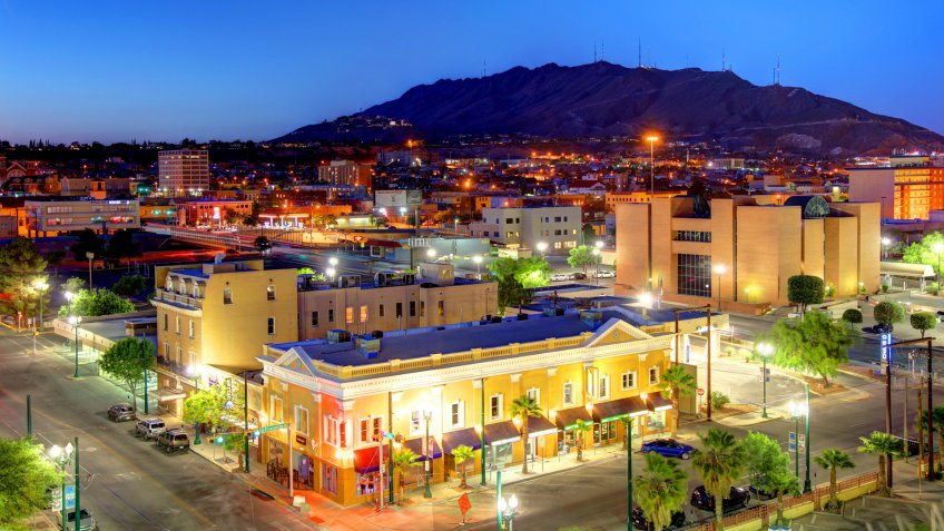 El Paso is a city in and the seat of El Paso County, Texas, United States.