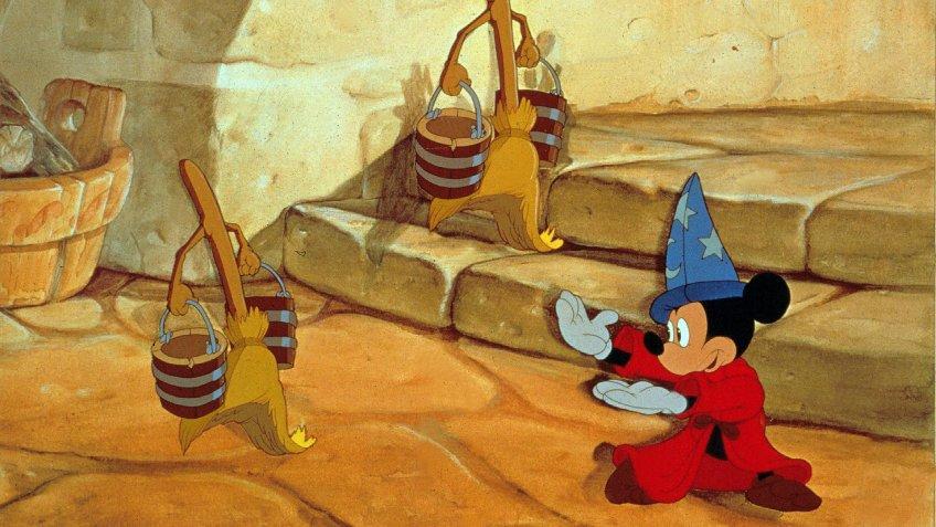 Fantasia Disney Movie