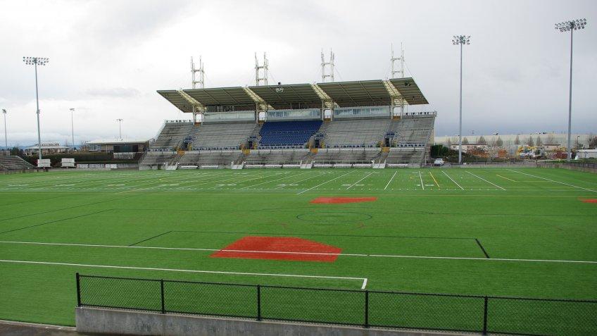 Hillsboro Stadium Portland State University Oregon.