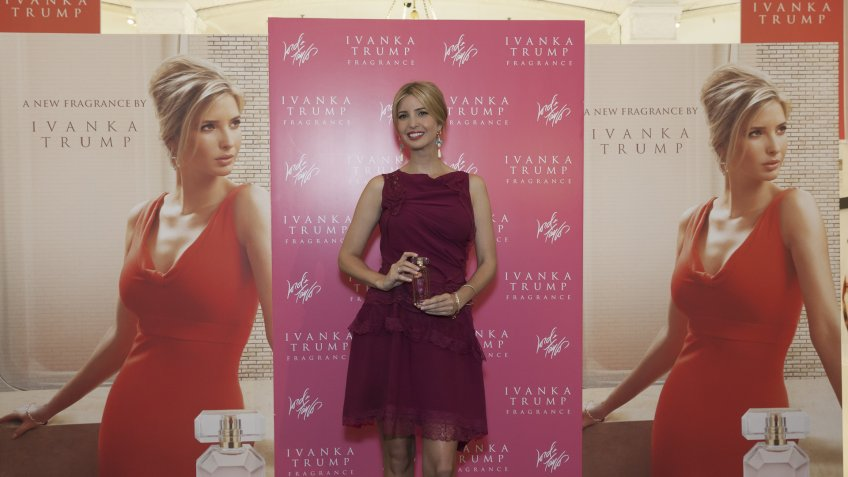 Ivanka Trump fashion line with Lord and Taylor