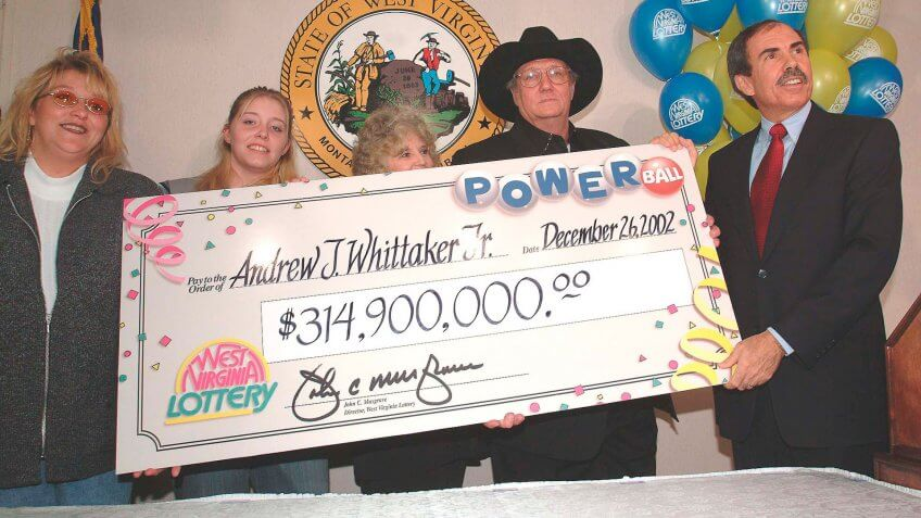 Jack Whittaker lottery winner
