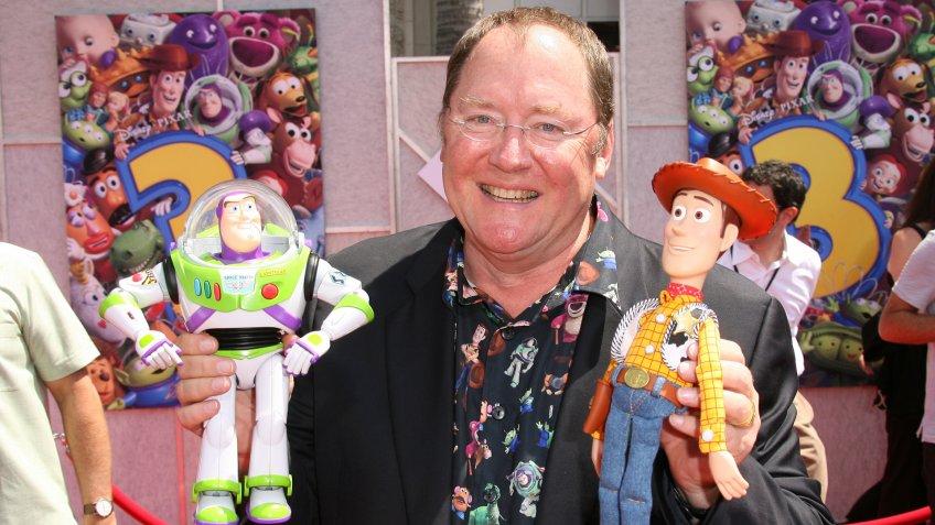 John Lasseter Toy Story 3 premiere