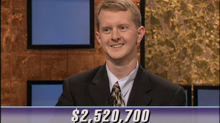 Ken Jennings Jeopardy winner