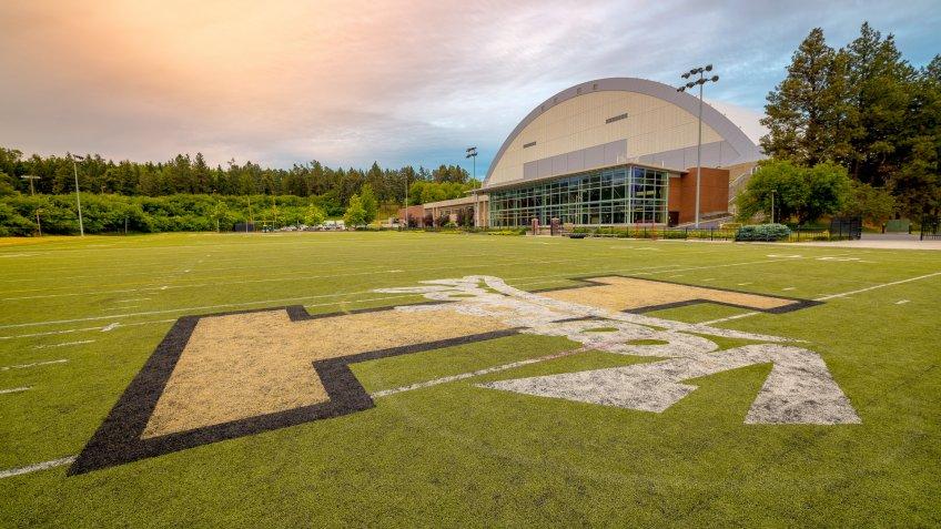 Kibbie Dome University of Idaho