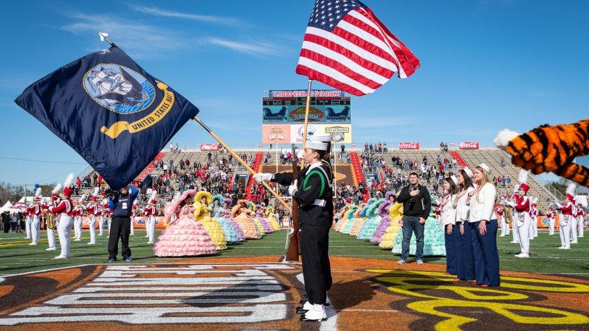 Ladd Peebles Stadium University of South Alabama
