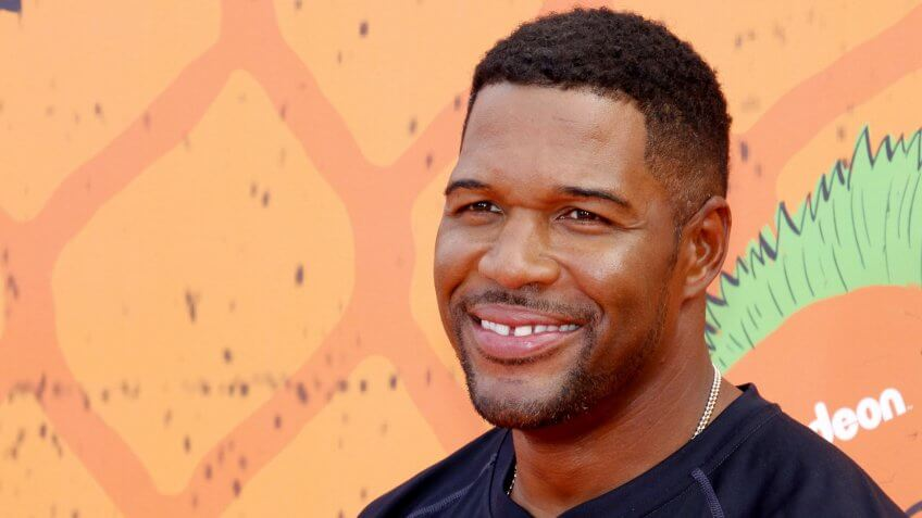 MIchael Strahan actor