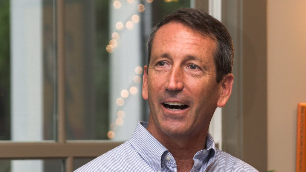 Governor Mark Sanford, South Carolina - Image.